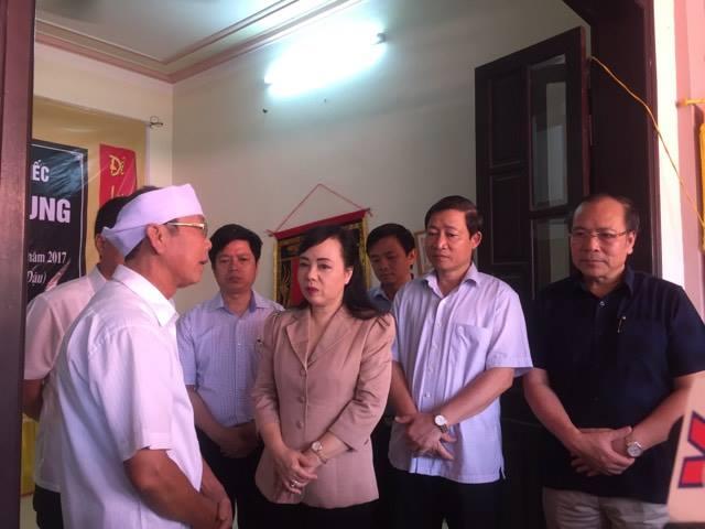 7 nguoi chet o Hoa Binh, Bo truong Y te: 'Tuan thu dung quy trinh, sao xay ra su co?' hinh anh 2