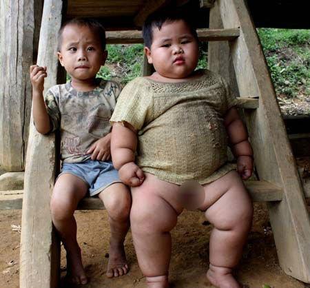 "Sau 6 nam, cau be ""Thanh Giong"" o dat Muong Chieng bay gio ra sao? hinh anh 1"
