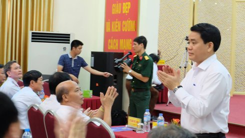 Du thao ket luan thanh tra dat dai tai Dong Tam: Khu san bay Mieu Mon la dat quoc phong hinh anh 1