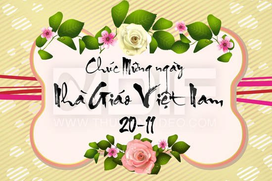 Nhung loi chuc ngay Nha giao Viet Nam 20/11 bang tieng Anh hay nhat danh tang thay co hinh anh 1