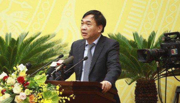 Giam doc So Xay dung Ha Noi: 'Thanh tra xay dung tai mat khap noi, biet het sai pham' hinh anh 2