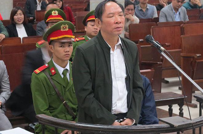 Xet xu nguyen PGD So Nong nghiep Ha Noi cung dong pham rut ruot hon 40 ty dong hinh anh 1