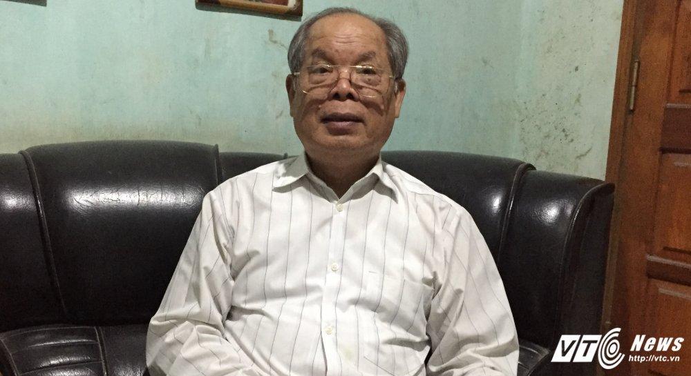 PGS Bui Hien: 'Muon dua de xuat cai tien tieng Viet vao Tao quan thi nen den gap toi' hinh anh 1
