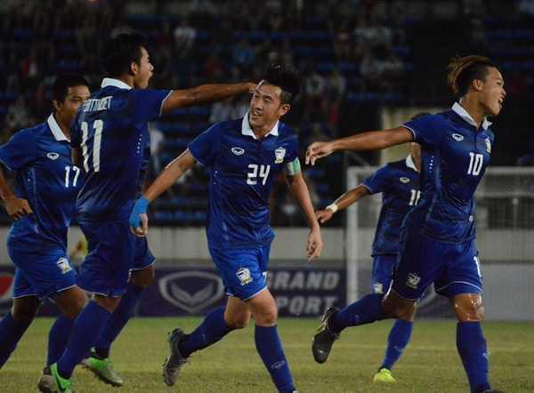 U21 Viet Nam tung tham bai truoc Thai Lan nhu the nao? hinh anh 1