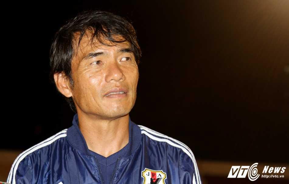 Thay Giom: 'HAGL Arsenal JMG chua tim ra Cong Phuong moi' hinh anh 3