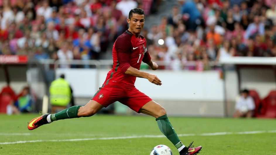 Thong ke dang xau ho cua Ronaldo sau vong 1 EURO 2016 hinh anh 1