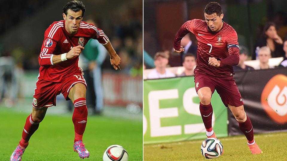 Gareth Bale chi gioi tan cong, Ronaldo moi hoan hao hinh anh 1