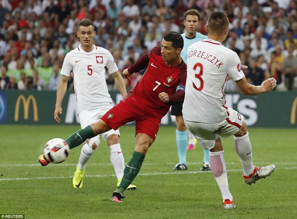 5 ly do Ronaldo gay that vong tai Euro 2016 hinh anh 2