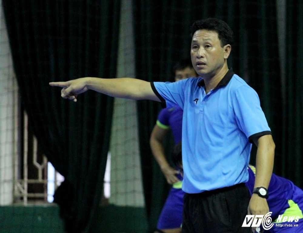 Futsal Sanna Khanh Hoa: Cu qua vong bang roi tinh hinh anh 1