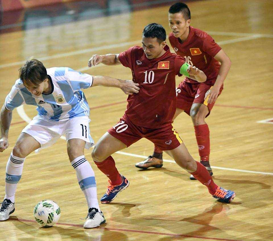 Toi World Cup, Tuyen Futsal Viet Nam se choi nhu the nao? hinh anh 1