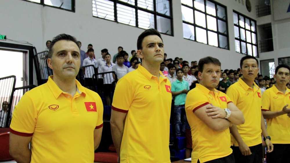 'Futsal Viet Nam co co hoi vuot qua vong bang World Cup' hinh anh 3