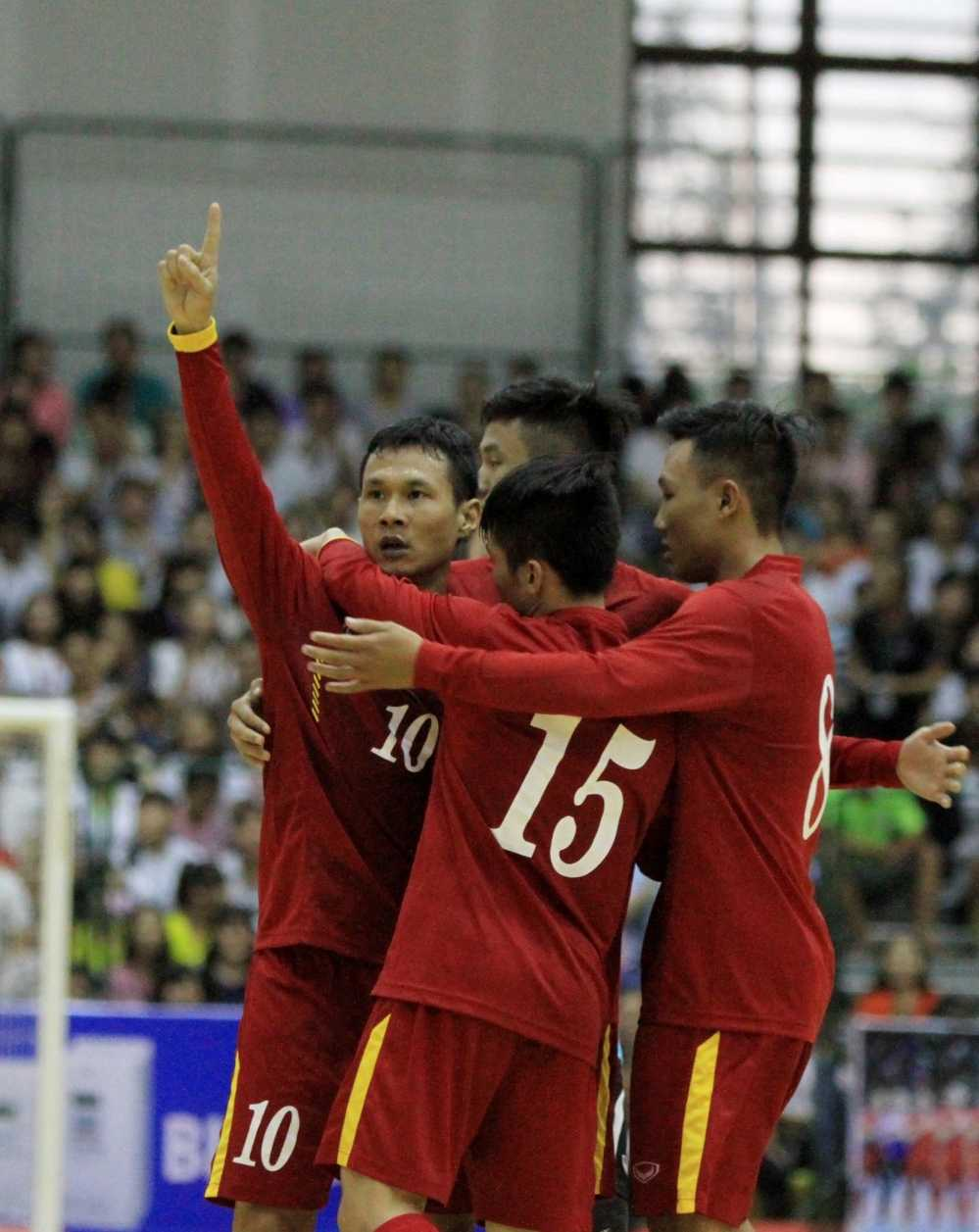 'Futsal Viet Nam co co hoi vuot qua vong bang World Cup' hinh anh 2