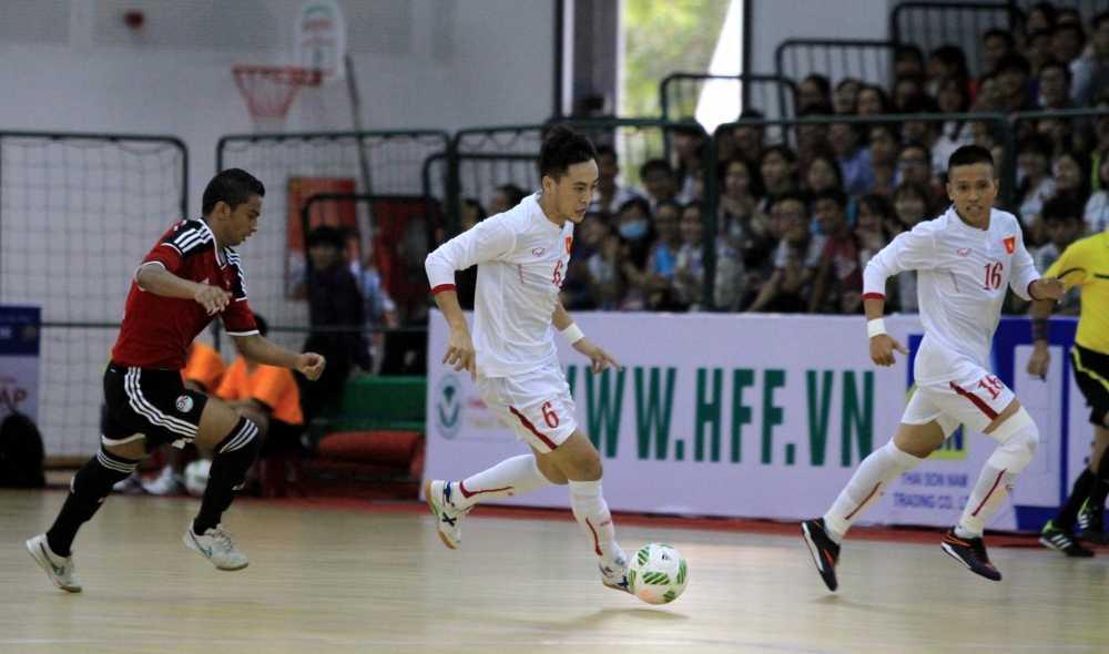 Toi World Cup, Tuyen Futsal Viet Nam se choi nhu the nao? hinh anh 2