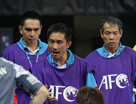'Futsal Viet Nam co co hoi vuot qua vong bang World Cup' hinh anh 1