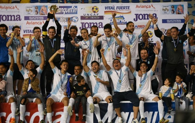 World Cup Futsal: Tuyen Viet Nam tap da sieu tan cong hinh anh 3
