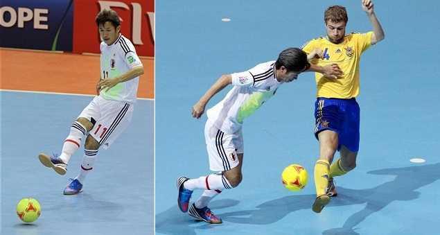 Anh ket nghia cua Tuan Anh tung dai nao World Cup Futsal the nao? hinh anh 2