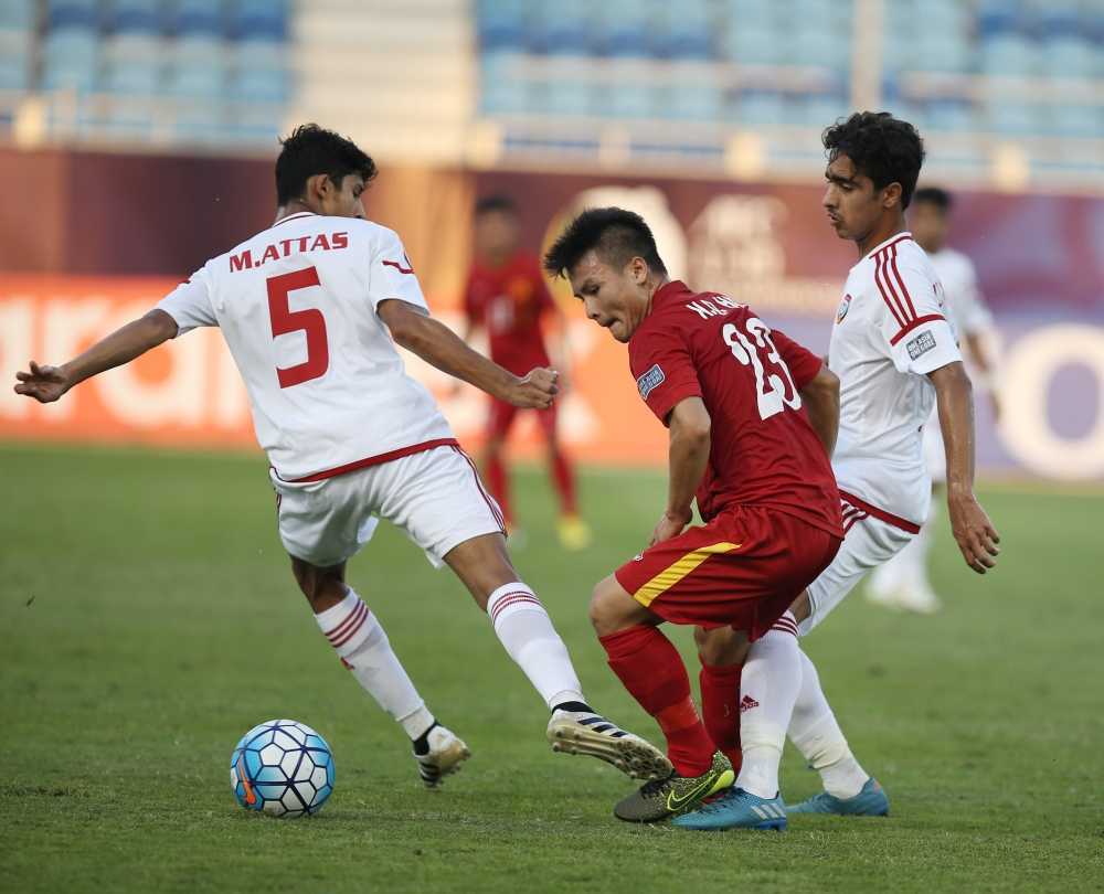 Trong tai tuong tuong phat den, U19 Viet Nam hoa oan uong hinh anh 1