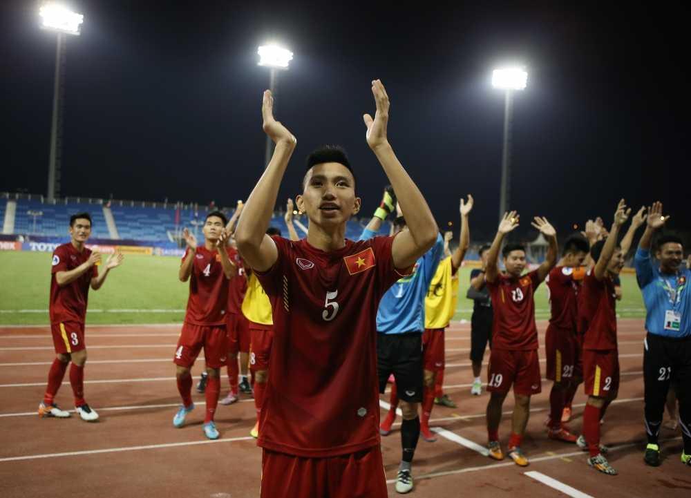 Xem truc tiep U19 Viet Nam vs U19 Iraq tren kenh nao? hinh anh 1