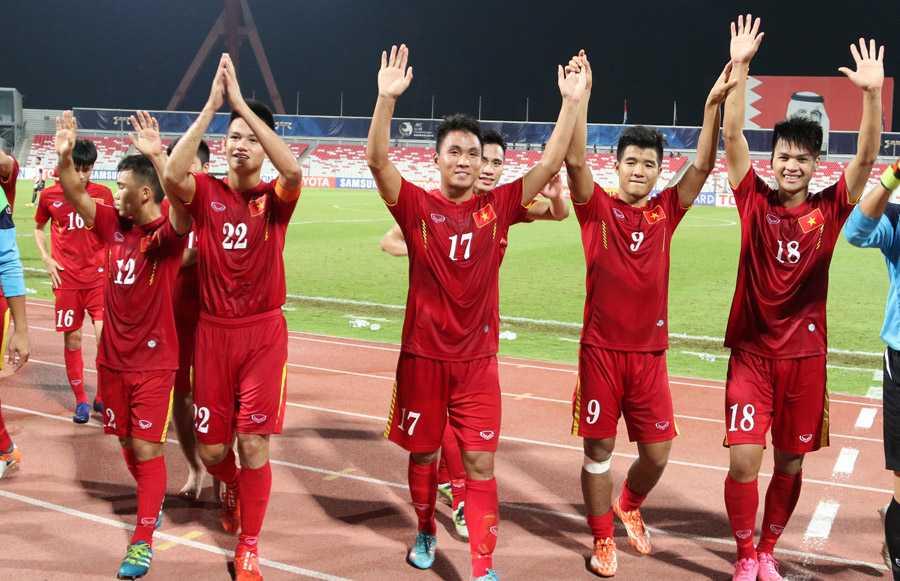 U19 Viet Nam quyen gop ung ho dong bao lu lut mien Trung hinh anh 1