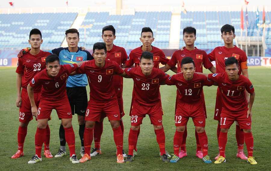 Truc tiep tu ket U19 Chau A: U19 Viet Nam vs U19 Bahrain hinh anh 1