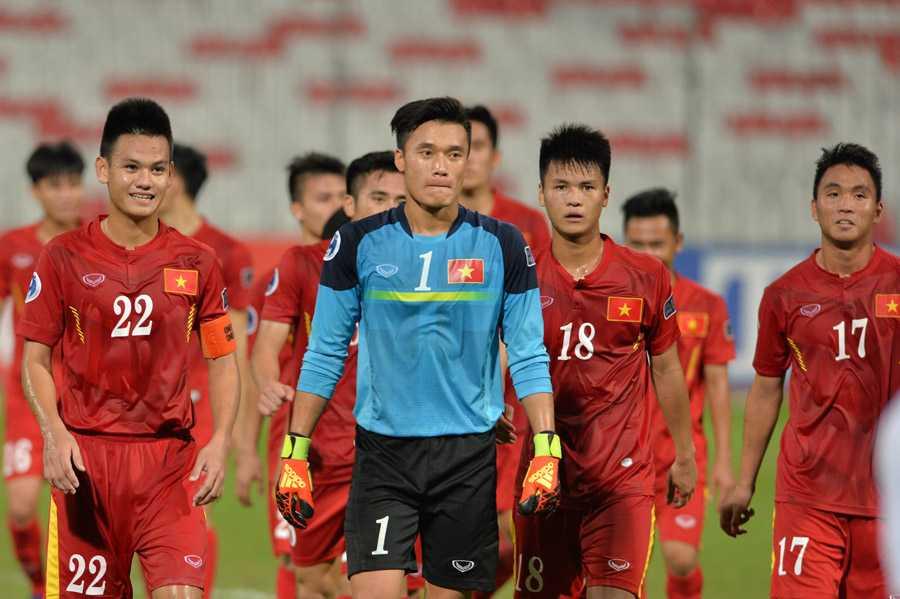 Truc tiep tu ket U19 Chau A: U19 Viet Nam vs U19 Bahrain hinh anh 2