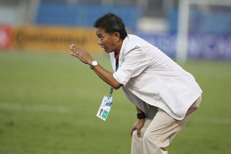HLV Hoang Anh Tuan: U19 Viet Nam chang con gi de mat hinh anh 1