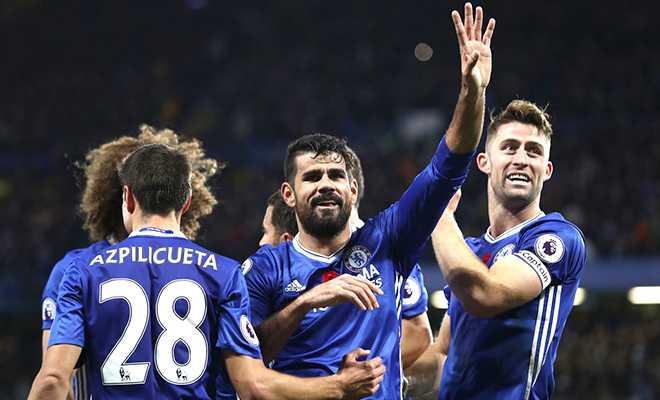 Diego Costa: It bi ghet hon va dan tro nen hoan hao hinh anh 1
