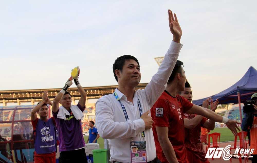 Pho chu tich VFF Tran Quoc Tuan: Hy vong U22 Viet Nam se hoan thanh chi tieu vao chung ket SEA Games hinh anh 3