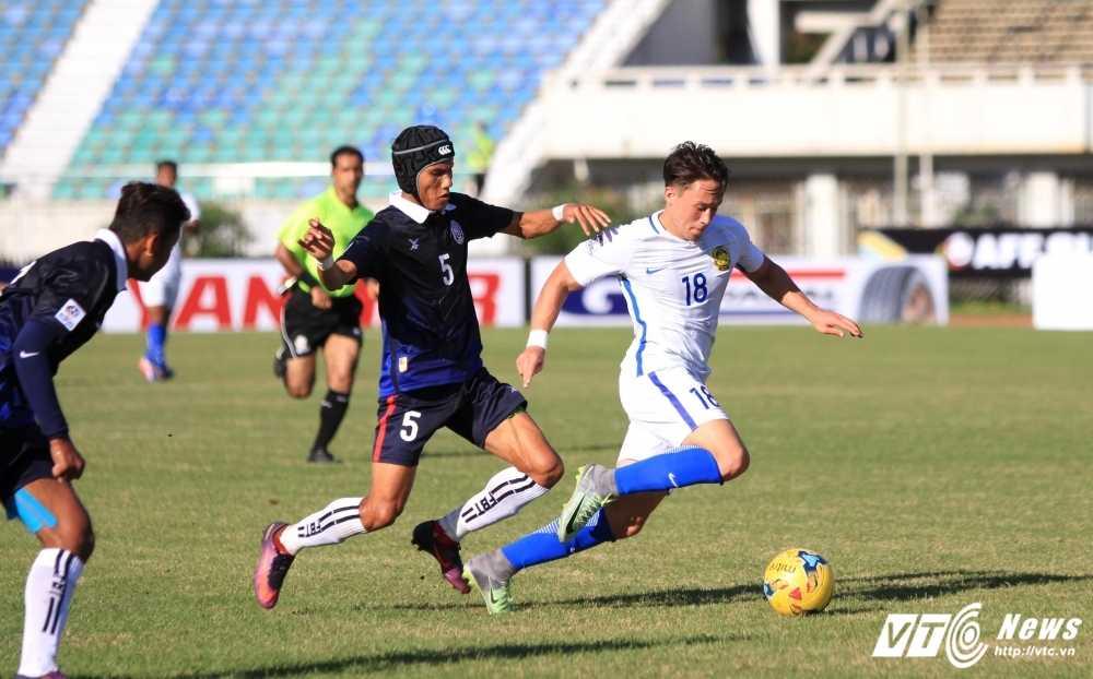 Viet Nam vs Malaysia: Pha tran do sieu phong thu duoi nang quai hinh anh 1