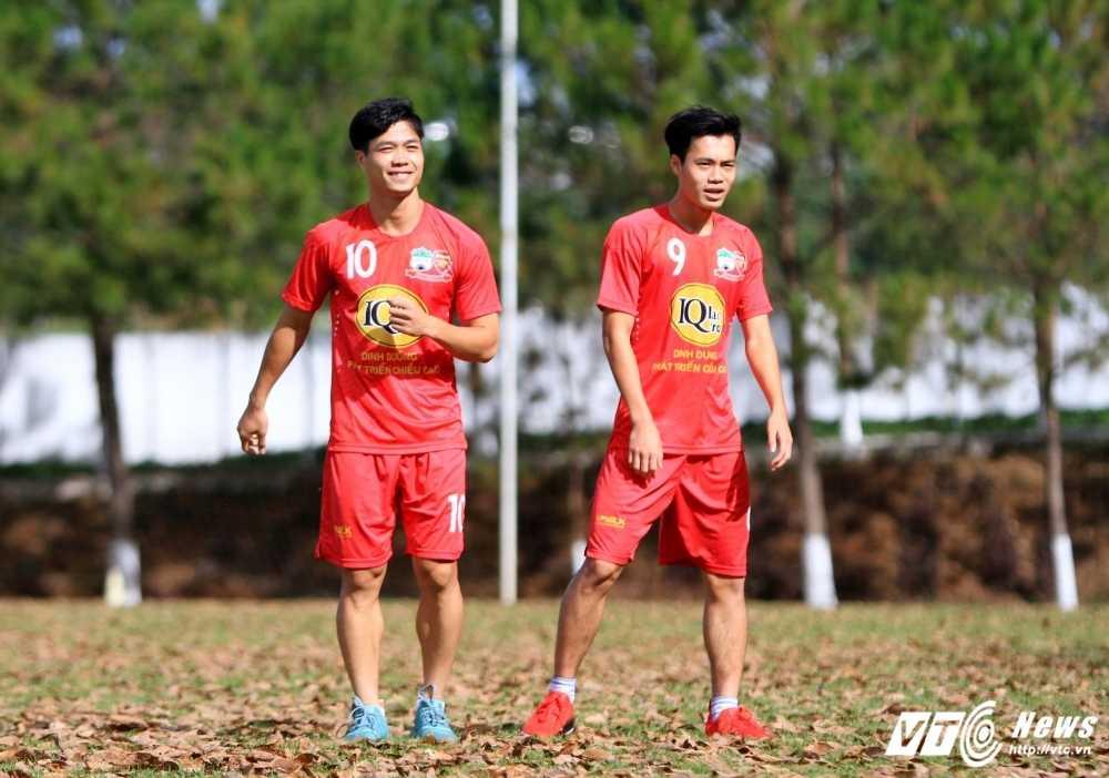 Muon kiem diem truoc Hai Phong, HAGL 'thay doi' Cong Phuong hinh anh 2
