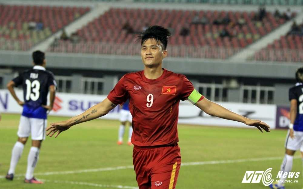 U23 Viet Nam hoi quan: Cho the he vang moi cua Cong Phuong, Quang Hai hinh anh 1
