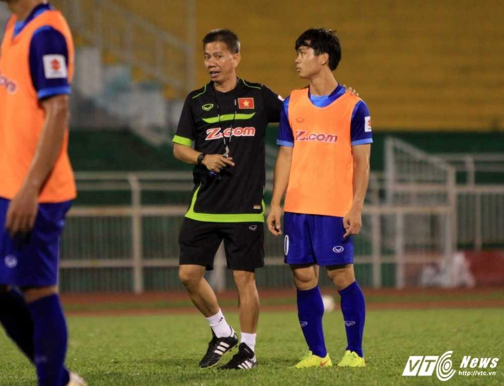 U23 Viet Nam: Cho bo doi Huu Thang-Hoang Anh Tuan tro tai hinh anh 1