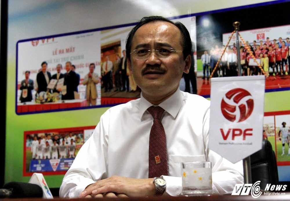 Hau su co CLB Long An: Khong chap thuan cho truong ban to chuc V-League tu chuc hinh anh 2