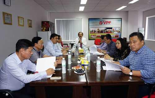 'Truong ban trong tai Nguyen Van Mui dau co xin tu chuc' hinh anh 1
