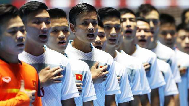 An ui Futsal Viet Nam bang giai fair play hinh anh 1