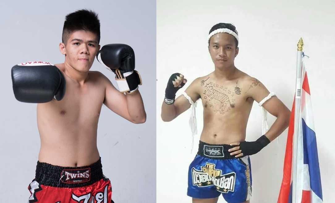 Vo sy Viet Nam do suc nha vo dich Muay Thai Thai Lan hinh anh 1