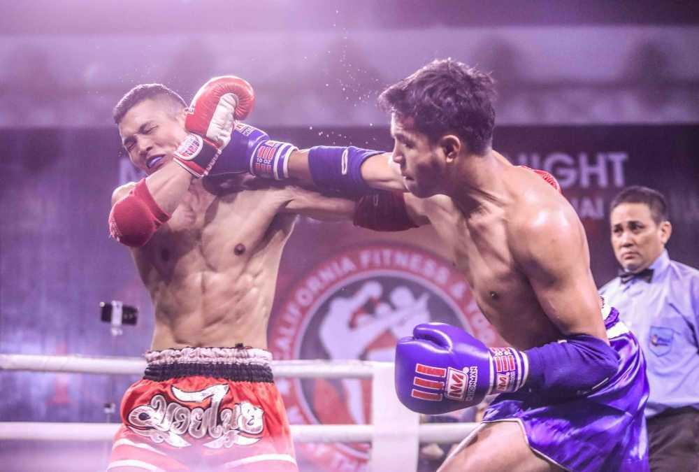 Nhung cu don man nhan trong su kien 'Muay Thai Fight Night' o TP.HCM hinh anh 1