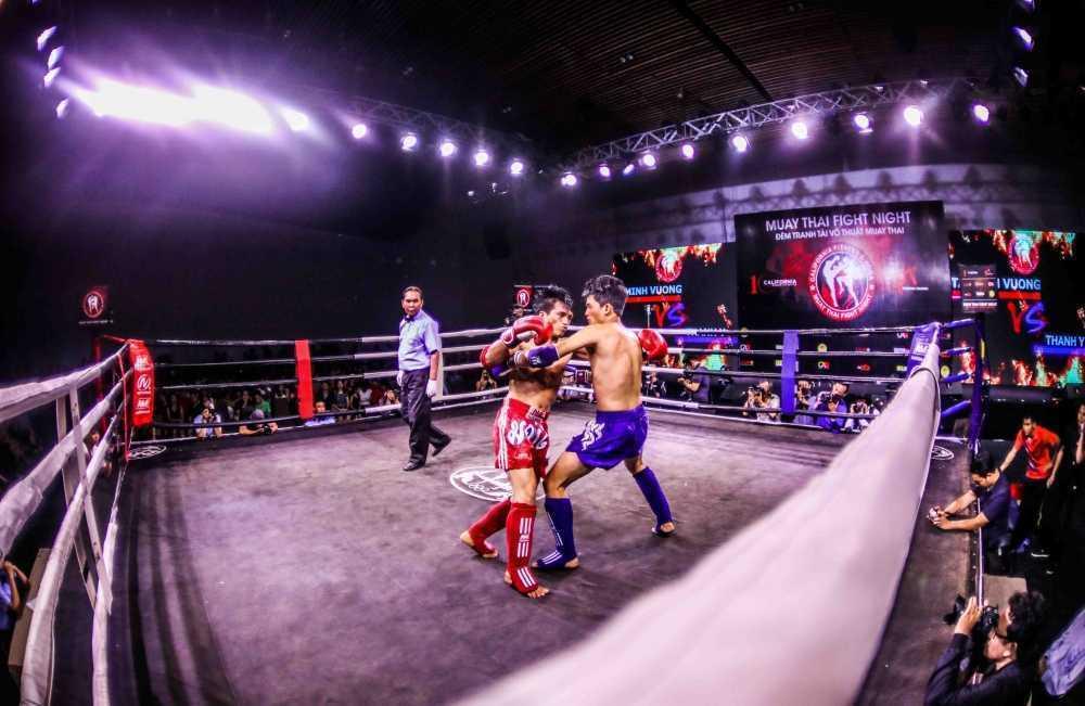 Nhung cu don man nhan trong su kien 'Muay Thai Fight Night' o TP.HCM hinh anh 5
