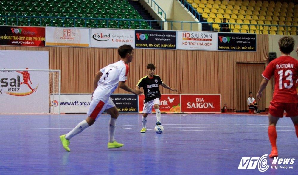 Futsal Viet Nam chua du trinh do de da power-play? hinh anh 1