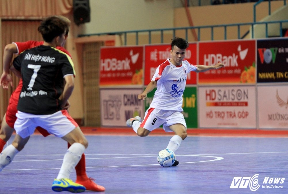 Futsal Viet Nam chua du trinh do de da power-play? hinh anh 2