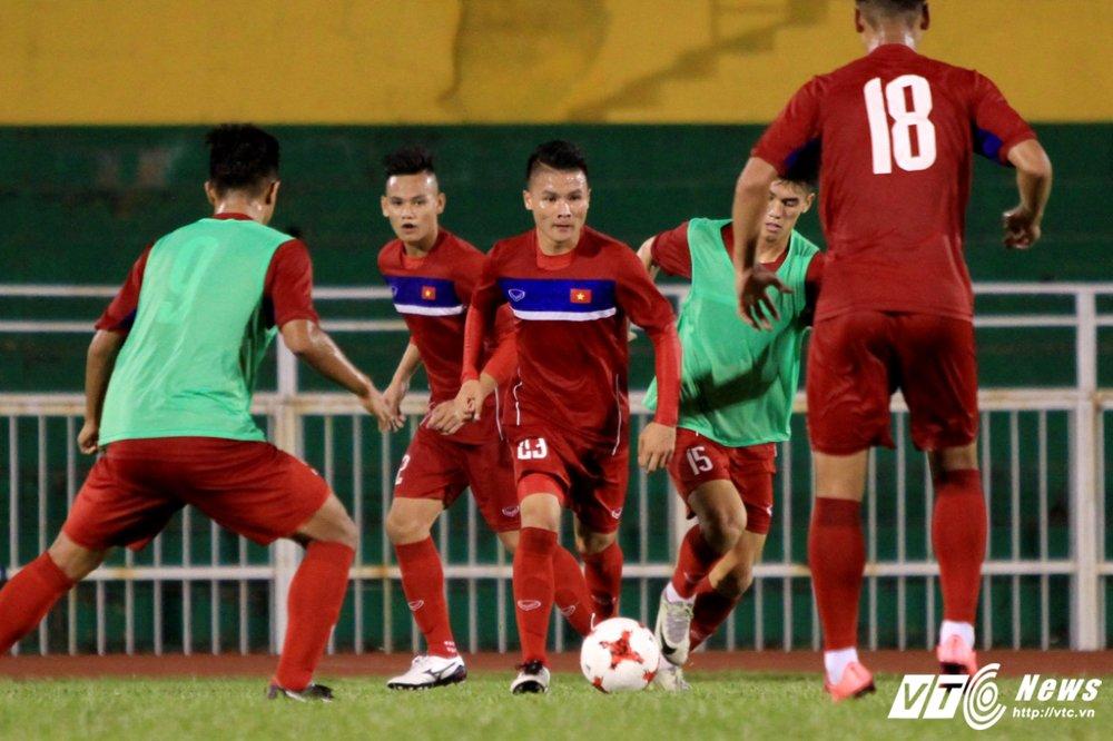 World Cup U20: U20 Viet Nam yeu nhung van co the lam dieu dac biet hinh anh 1