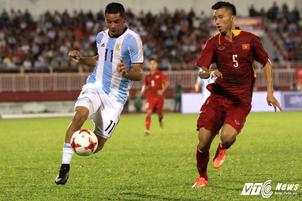 U20 Viet Nam on lai bai hoc sau tran thua dau don U20 Argentina hinh anh 2