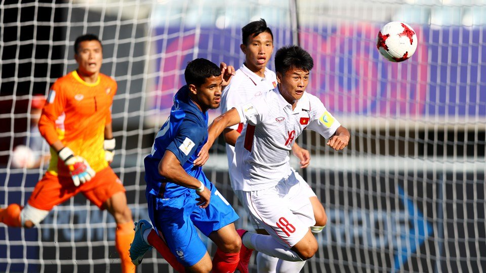 U20 Viet Nam thua kem qua xa U20 Phap hinh anh 1