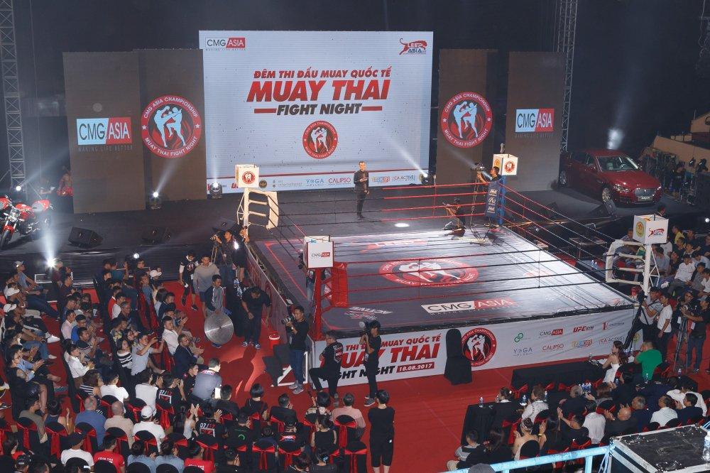 Muay Thai Fight Night: Dem cua nhung cuoc doi dau dinh cao hinh anh 4