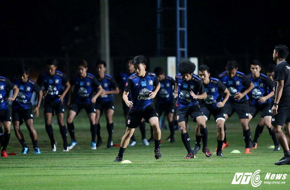 U23 Thai Lan 'ren sung' thach dau hai ong lon chau A hinh anh 1