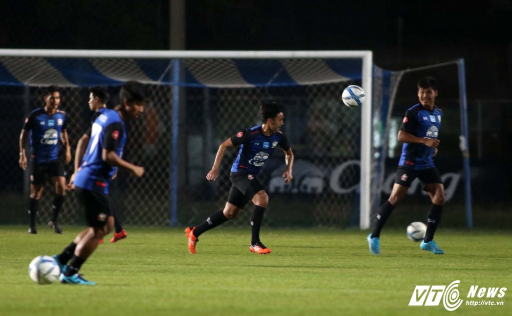 U23 Thai Lan 'ren sung' thach dau hai ong lon chau A hinh anh 2