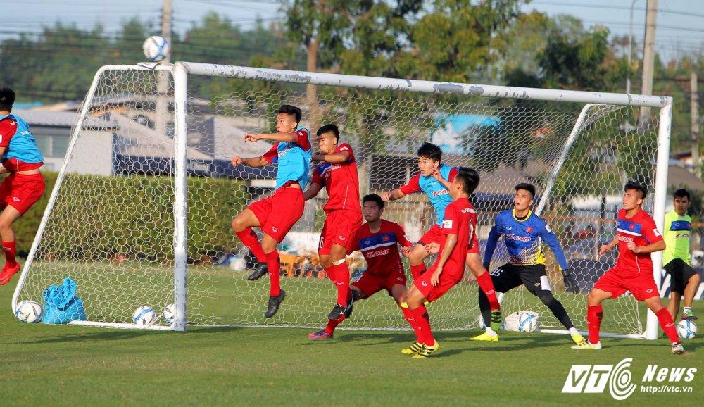 Tuyen thu U23 Viet Nam chua nguoi 'noi dau' Thai Lan hinh anh 2