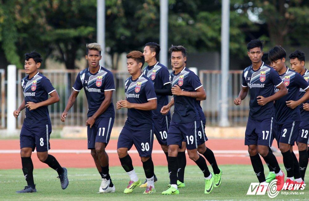 Ngoi sao U23 Myanmar: Viet Nam manh nhu chung toi thoi ma hinh anh 2