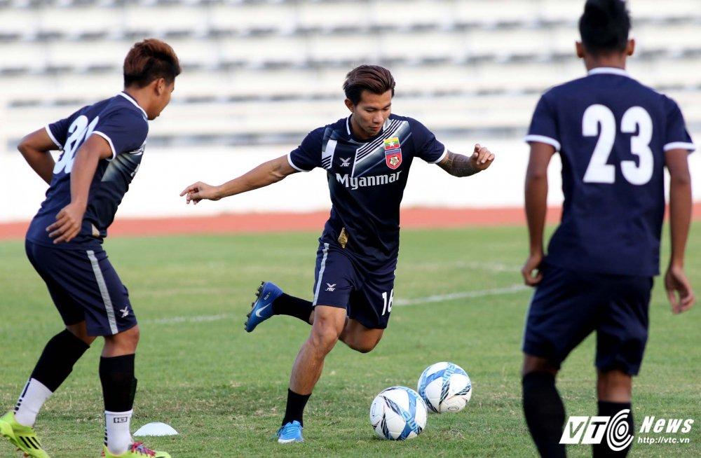Ngoi sao U23 Myanmar: Viet Nam manh nhu chung toi thoi ma hinh anh 5