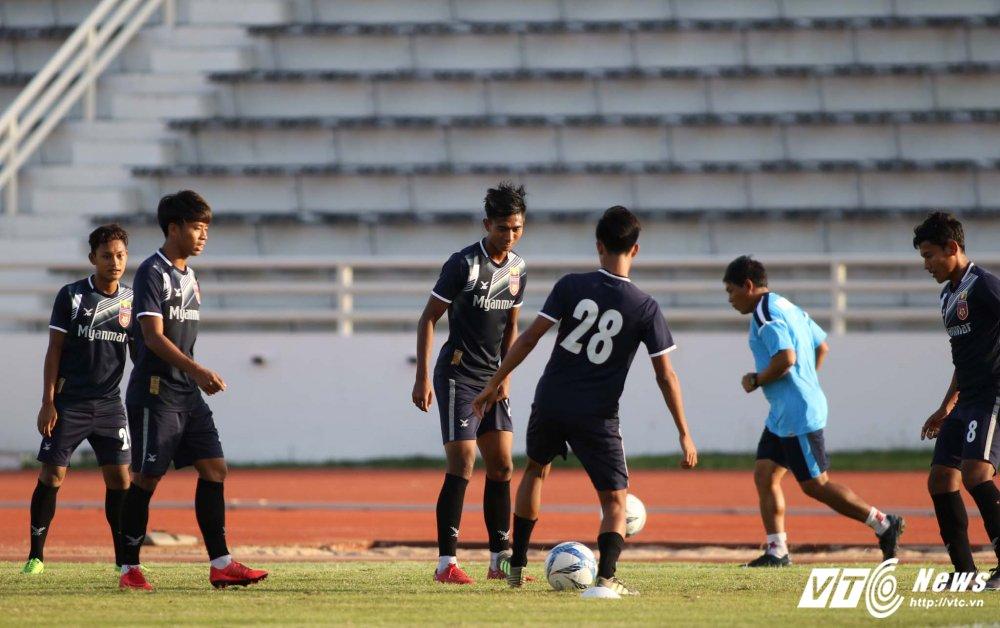 Ngoi sao U23 Myanmar: Viet Nam manh nhu chung toi thoi ma hinh anh 7